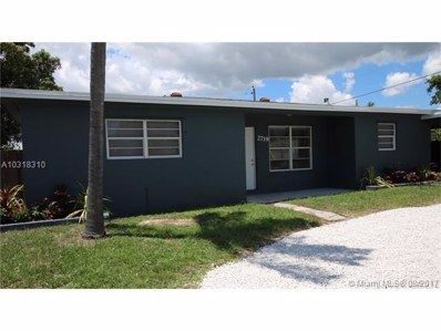 2719 NE 2nd Ave, Pompano Beach, FL 33064 - MLS#: A10318310