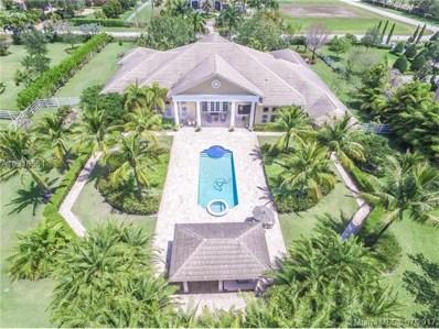 16850 Berkshire Ct, Southwest Ranches, FL 33331 - MLS#: A10318561
