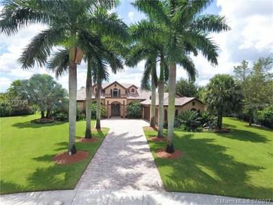 4012 Blue Grass Ln, Davie, FL 33330 - MLS#: A10319328
