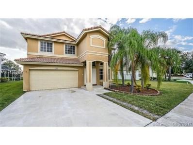 100 SW 203rd Ave, Pembroke Pines, FL 33029 - MLS#: A10319542