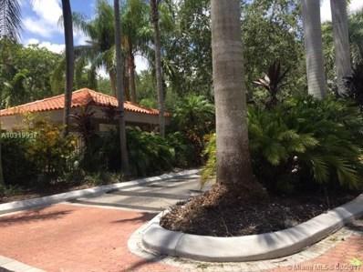 10907 SW 75th Ter UNIT 0, Miami, FL 33173 - MLS#: A10319917