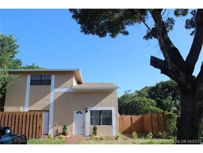 14732 SW 108 Terrace, Miami, FL 33196 - MLS#: A10320061