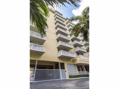 1020 Meridian Ave UNIT 403, Miami Beach, FL 33139 - MLS#: A10320246