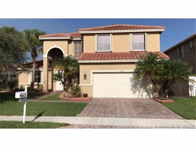 1520 SW 191st Ave, Pembroke Pines, FL 33029 - MLS#: A10320357