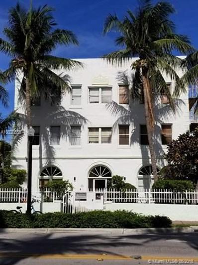 802 Euclid Ave UNIT 302, Miami Beach, FL 33139 - MLS#: A10320655