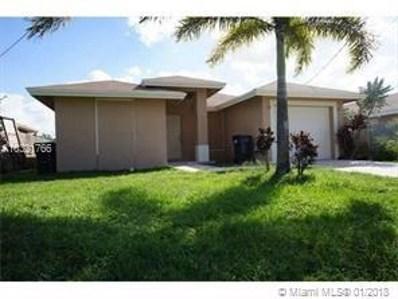 433 NW 14th St, Florida City, FL 33034 - MLS#: A10321766