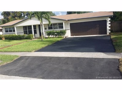 4520 NW 4th Ct, Plantation, FL 33317 - MLS#: A10322057