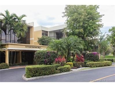 16175 Golf Club Rd UNIT 302, Weston, FL 33326 - MLS#: A10322070