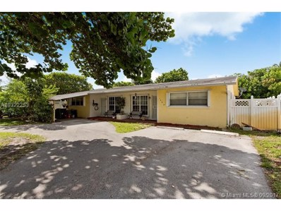 1740 NE 56th St, Fort Lauderdale, FL 33334 - MLS#: A10322253