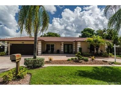 16640 Waters Edge Dr, Weston, FL 33326 - MLS#: A10322494