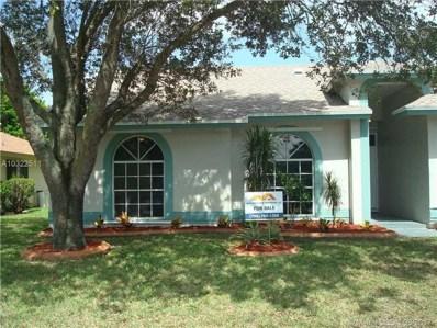 1341 SW 98th Ave, Pembroke Pines, FL 33025 - MLS#: A10322511