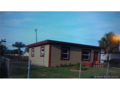 2762 NW 6th St, Pompano Beach, FL 33069 - MLS#: A10322808