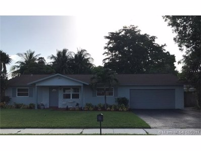 6815 NW 25 Way, Fort Lauderdale, FL 33309 - MLS#: A10323077