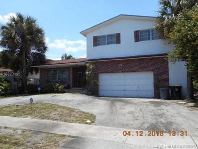 216 SW 11th Ave, Dania Beach, FL 33004 - MLS#: A10323195