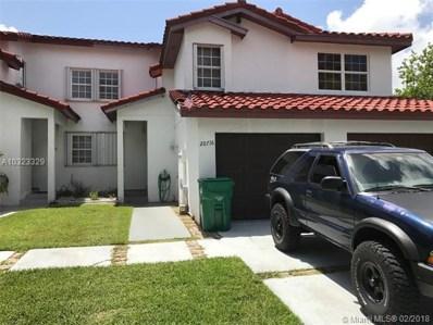 20716 SW 81st Pl UNIT 20716, Cutler Bay, FL 33189 - MLS#: A10323329