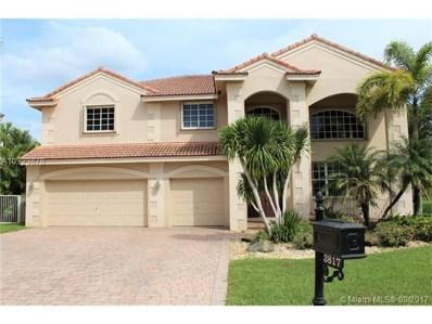 3817 Heron Ridge Ln, Weston, FL 33331 - MLS#: A10323878
