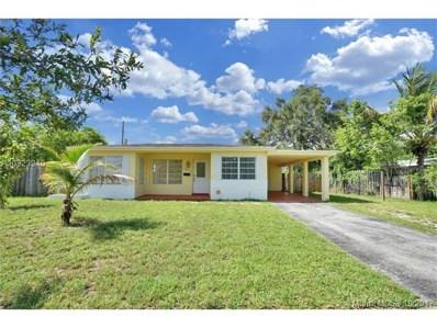 3870 Jackson Blvd, Fort Lauderdale, FL 33312 - MLS#: A10323940