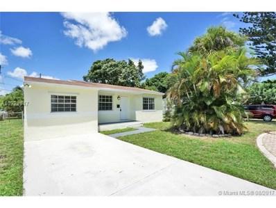 2847 Wiley St, Hollywood, FL 33020 - MLS#: A10323947
