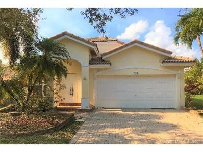 438 SW 204th Ave, Pembroke Pines, FL 33029 - MLS#: A10324196