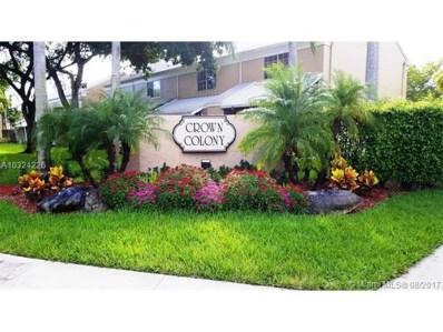 2921 Cambridge Ln UNIT 2921, Cooper City, FL 33026 - MLS#: A10324226