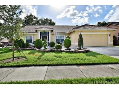5853 NW 41st Ln, Coconut Creek, FL 33073 - MLS#: A10324232
