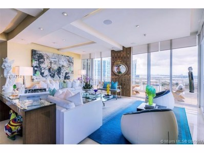 901 Brickell Key Blvd UNIT 3308, Miami, FL 33131 - MLS#: A10324314