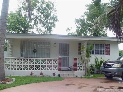 10501 NW 12th Ave, Miami, FL 33150 - MLS#: A10324437