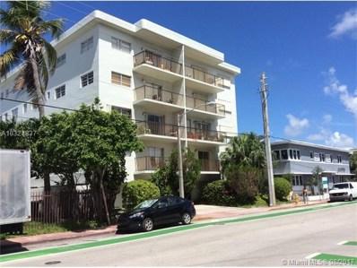 8250 Byron Ave UNIT 403, Miami Beach, FL 33141 - MLS#: A10324837