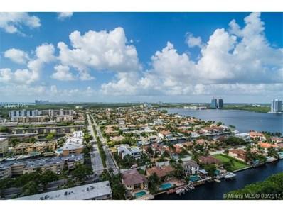 2000 Island Blvd UNIT 2308, Aventura, FL 33160 - MLS#: A10324912