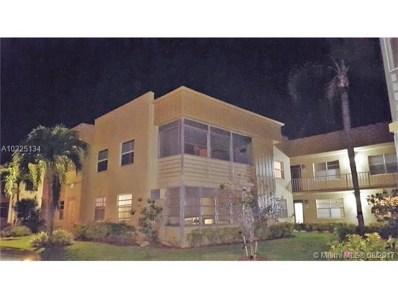 517 Capri K UNIT 517, Delray Beach, FL 33484 - MLS#: A10325134