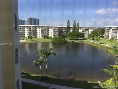 2855 Leonard Dr UNIT H507, Aventura, FL 33160 - MLS#: A10325141