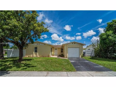 8261 SW 4th Ct, North Lauderdale, FL 33068 - MLS#: A10325589