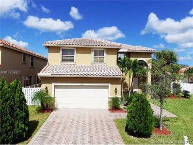 1508 SW 191st Ave, Pembroke Pines, FL 33029 - MLS#: A10325923