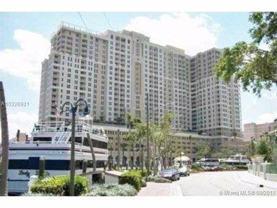 511 SE 5TH Avenue UNIT 1008, Fort Lauderdale, FL 33301 - MLS#: A10326931