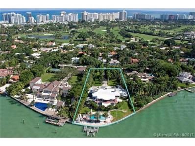 5930 N Bay Rd, Miami Beach, FL 33140 - MLS#: A10327087