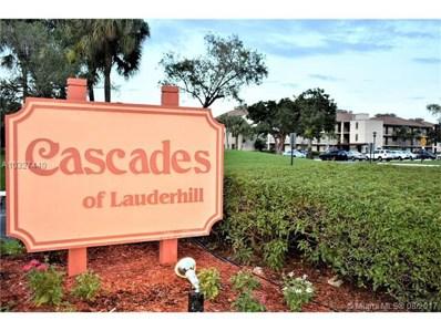 7860 NW 50th St UNIT 307, Lauderhill, FL 33351 - MLS#: A10327440