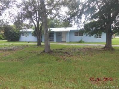 17255 SW 299th St, Homestead, FL 33030 - MLS#: A10327690