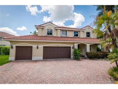 3893 Heron Ridge Ln, Weston, FL 33331 - MLS#: A10327865