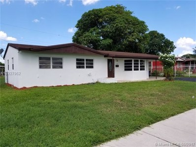 17240 NW 42nd Ct, Miami Gardens, FL 33055 - MLS#: A10327952