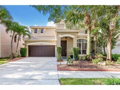 15721 SW 48th Dr, Miramar, FL 33027 - MLS#: A10327979