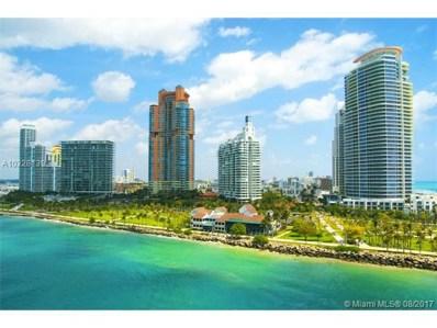 300 S Pointe Dr UNIT 802, Miami Beach, FL 33139 - MLS#: A10328139