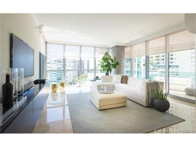 1331 Brickell Bay Dr UNIT 808, Miami, FL 33131 - MLS#: A10328177