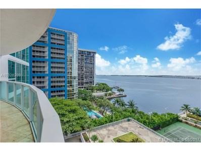 2101 Brickell Avenue UNIT 606, Miami, FL 33129 - MLS#: A10328209