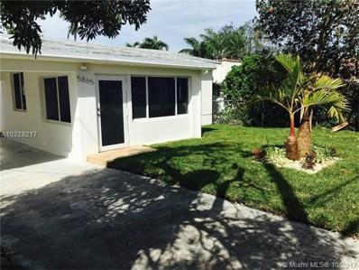 5865 SW 5th St, Miami, FL 33144 - MLS#: A10328217