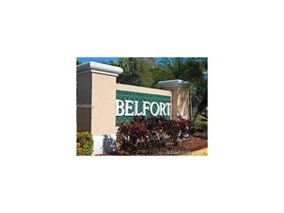 9469 N Belfort Cir UNIT 204, Tamarac, FL 33321 - MLS#: A10328452