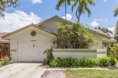 6490 SW 13th St, Plantation, FL 33317 - MLS#: A10328783