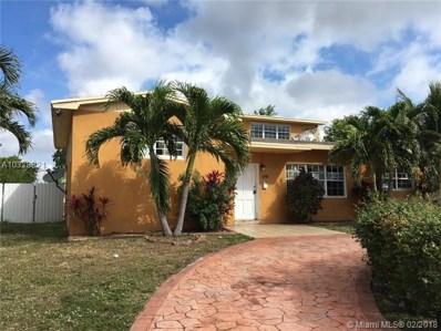1341 NW 198th St, Miami, FL 33169 - MLS#: A10328821