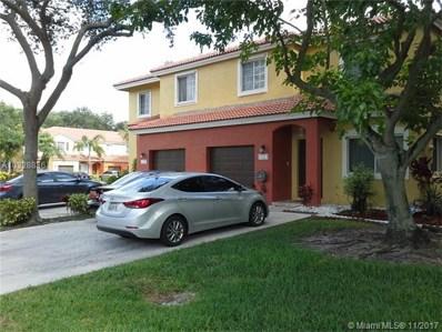 10261 SW 18th St, Miramar, FL 33025 - MLS#: A10328836