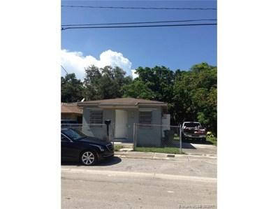 919 NW 55 St, Miami, FL 33127 - MLS#: A10328892