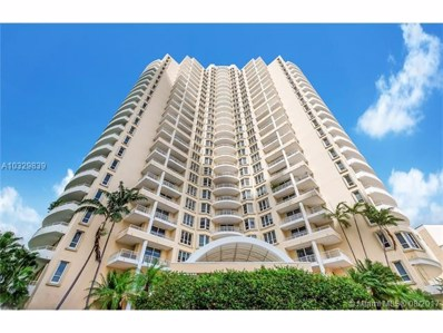 888 Brickell Key Dr UNIT 1800, Miami, FL 33131 - MLS#: A10329839